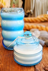 Paddywax Realm Bubble Glass Candle