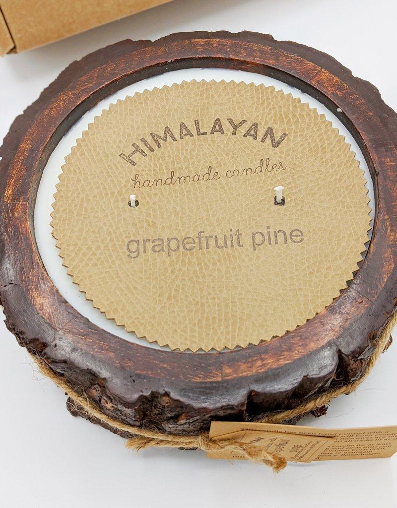Himalayan Medium Tree Bark Candle