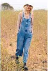 Listicle Wide Leg Overalls