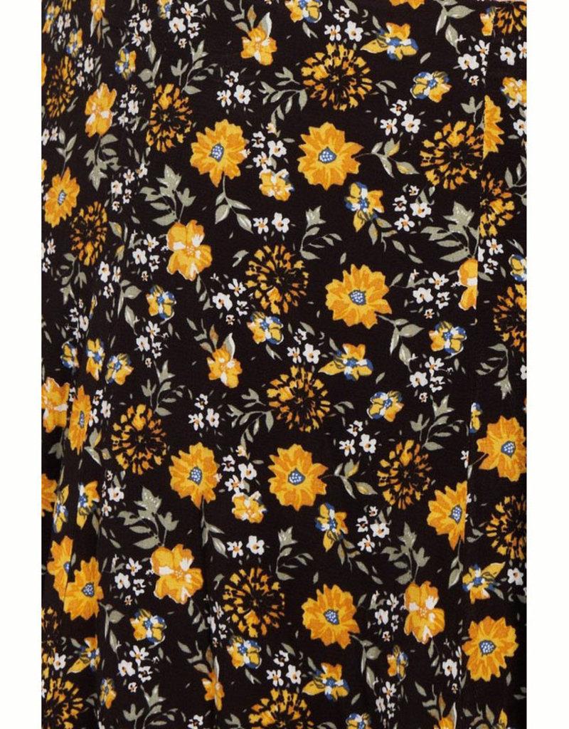 Emory Park Floral Mini Skirt