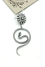 Tara Gasparian Twist Earring Silver