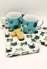 Now Designs Cats Meow Mug