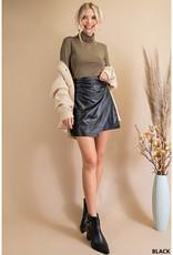 Kori Vegan Leather Wrap Mini