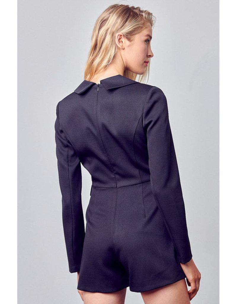 Do + Be Blazer Dress