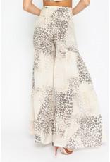 Olivaceous Ombre Leopard Lounge Pants