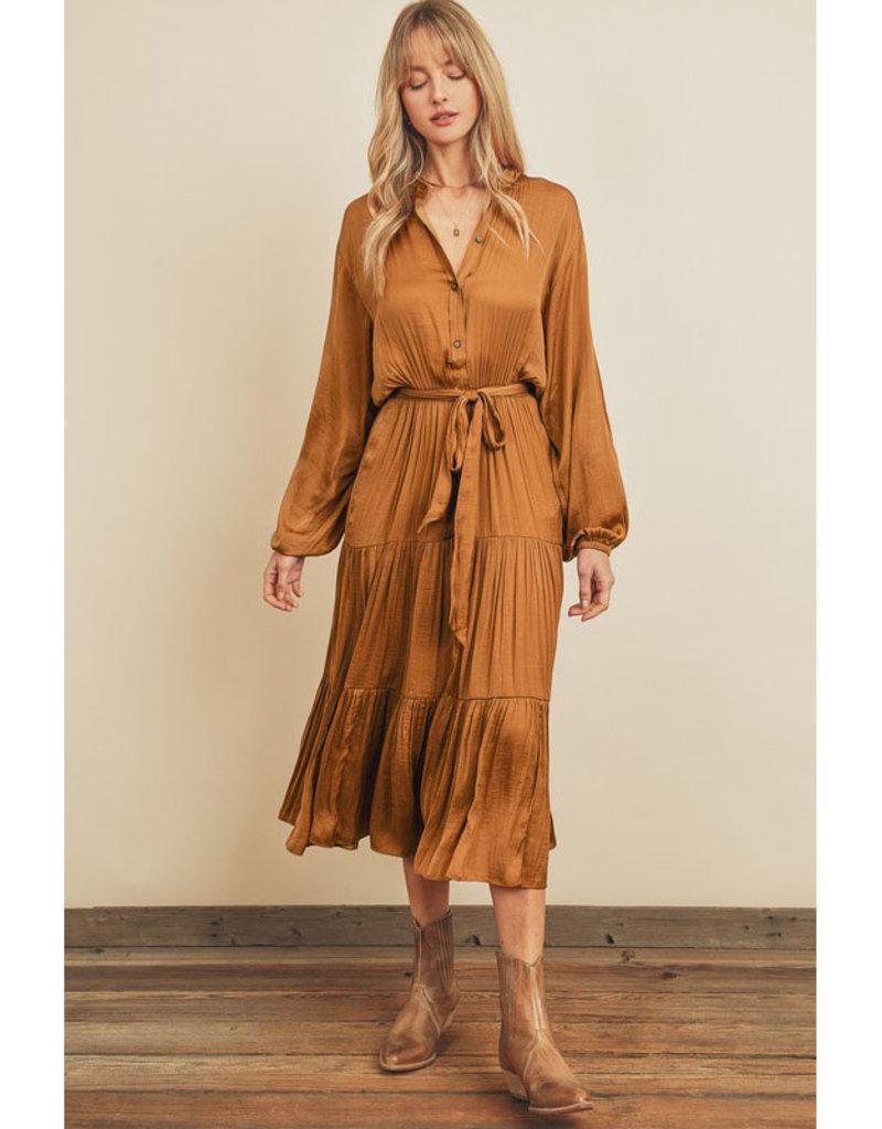 Dress Forum Crinkle Shirt Dress