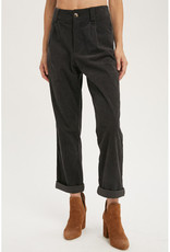 Miou Muse Corduroy Pleated Pants