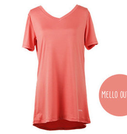 Hello Mello Dream Tee CORAL (L)