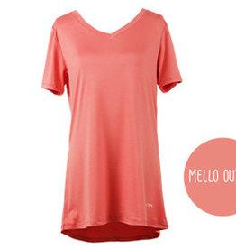 Hello Mello Dream Tee CORAL (S)