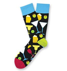 Two Left Feet: BLUE BLACK MARTINI (S)