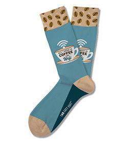 Two Left Feet: COFFEE 'N WIFI (B)