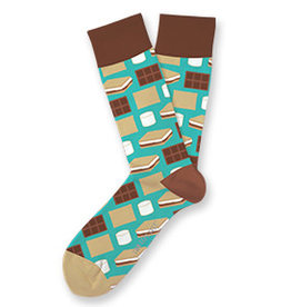 Two Left Feet: GREEN SMORES (S)