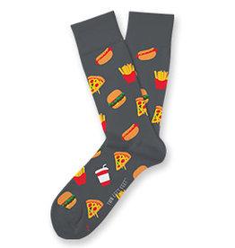 Two Left Feet: GREY FAST FOOD (B)