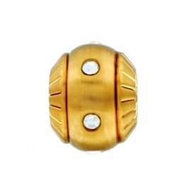 ABC Gold Stone Suttle Sparkle Bead