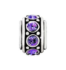 ABC Glam Spacer purple