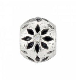 ABC Mini Trade Winds Bead silver