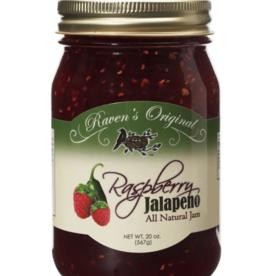 Ravens Raspberry Jalapeno Jam
