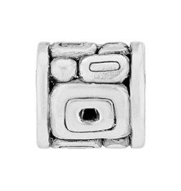 ABC Mini Nexus Bead silver