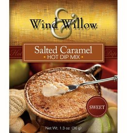 Wind Willow Wind & Willow Salted Caramel Hot Dip Mix