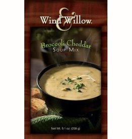 Wind Willow Wind & Willow Broccoli Cheddar Soup for One (Single Serve)