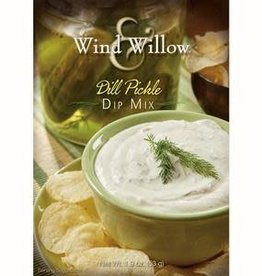 Wind Willow Wind & Willow Dill Pickle Dip Mix