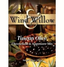 Wind Willow Wind & Willow Tuscan Olive Savory Cheeseball Mix