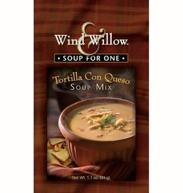 Wind Willow Wind & Willow Tortilla Con Queso Soup Mix