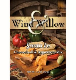 Wind Willow Wind & Willow Old Santa Fe Savory Cheeseball Mix
