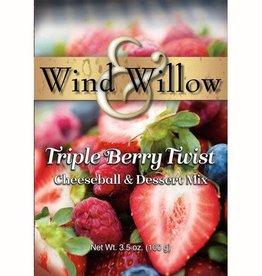 Wind Willow Wind & Willow Triple Berry Twist Sweet Cheeseball Mix