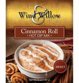 Wind Willow Wind & Willow Cinnamon Roll Hot Dip Mix