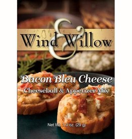 Wind Willow Wind & Willow Bacon Bleu Cheese Savory Cheeseball Mix