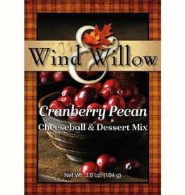 Wind Willow Wind & Willow Cranberry Pecan Cheeseball Mix