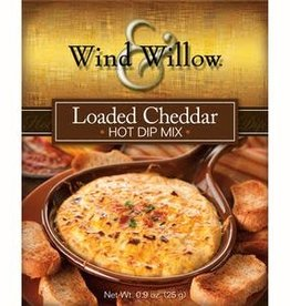Wind Willow Wind & Willow Loaded Cheddar Hot Dip Mix