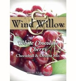 Wind Willow Wind & Willow White Chocolate Cherry Sweet Cheeseball Mix