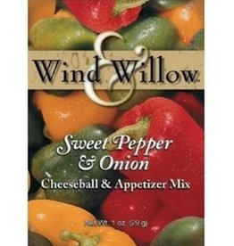 Wind Willow Wind & Willow Sweet Pepper & Onion Savory Cheeseball Mix