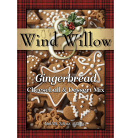 Wind Willow Wind & Willow Gingerbread Cookie Cheeseball Mix