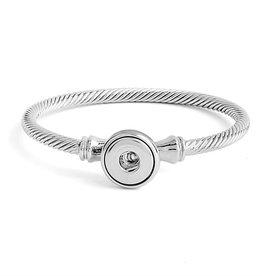 Gingersnap Petite Bracelet - Rope Bangle Latch