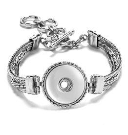 Gingersnap Regular Bracelet - 1 Snap Multi Chain