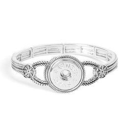 Gingersnap Regular Bracelet - 1 Snap Stretch