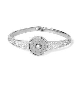 Gingersnap Regular Bracelet - Stones Galore Silver