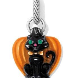 Spooky Cat Charm