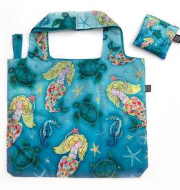Allen Designs Fabric Bag - Mermaid By The Sea