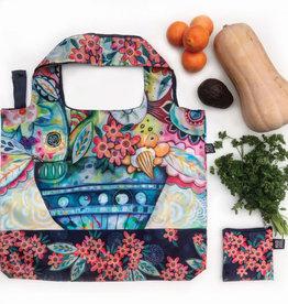 Allen Designs Fabric Bag - Flower Blast