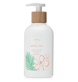 Thymes Neroli Sol Hand Lotion pump