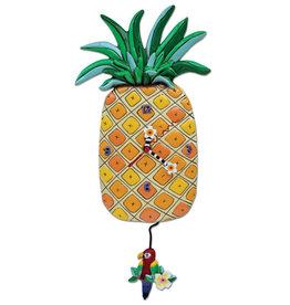 Isalnd Time (Pineapple) Clock