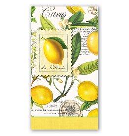 Lemon Basil Hostess Napkin