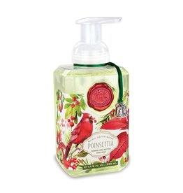 Poinsettia Foaming Soap