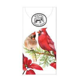 Cardinals Pocket Tissues