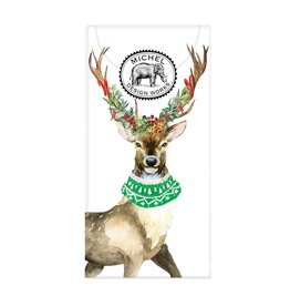 Christmas Deer Pocket Tissues