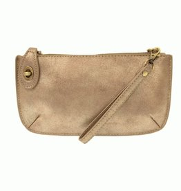 Joy Susan Joy Susan Lustre Lux Crossbody Rose Gold